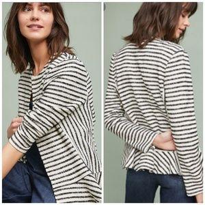 Anthropologie Dolan Left Coast striped jacket XL